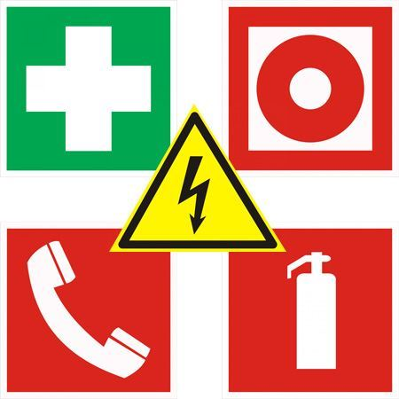 Изображение для категории Знаки безопасности